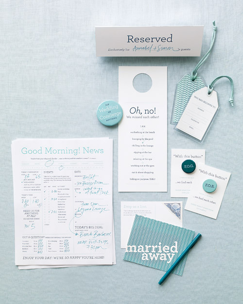 Destination Wedding Guest Directory