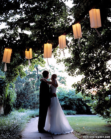 Wedding Ceremony Lights