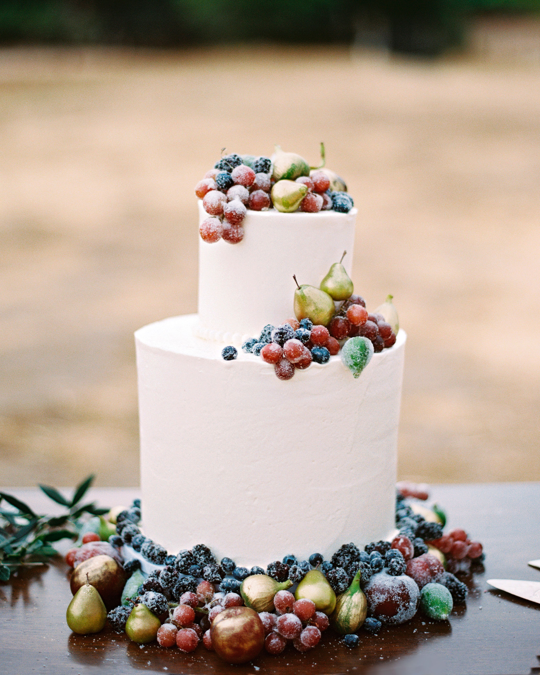 hana olu wedding california cake