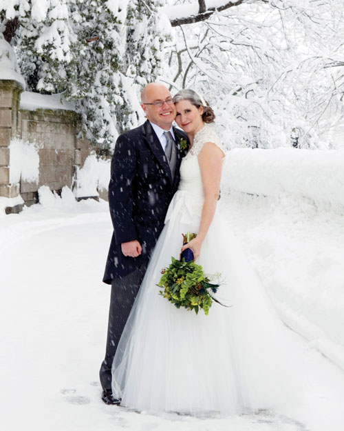 A Formal Winter Wedding in Washington, D.C.