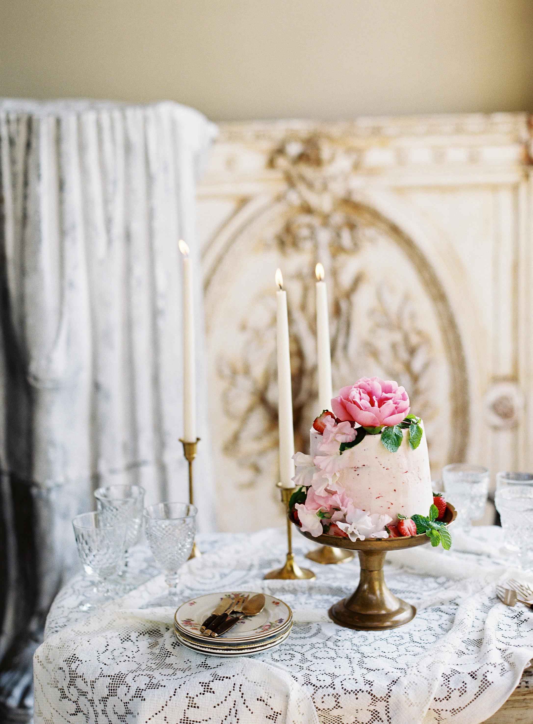 floral wedding cakes judy pak ornate peony topper