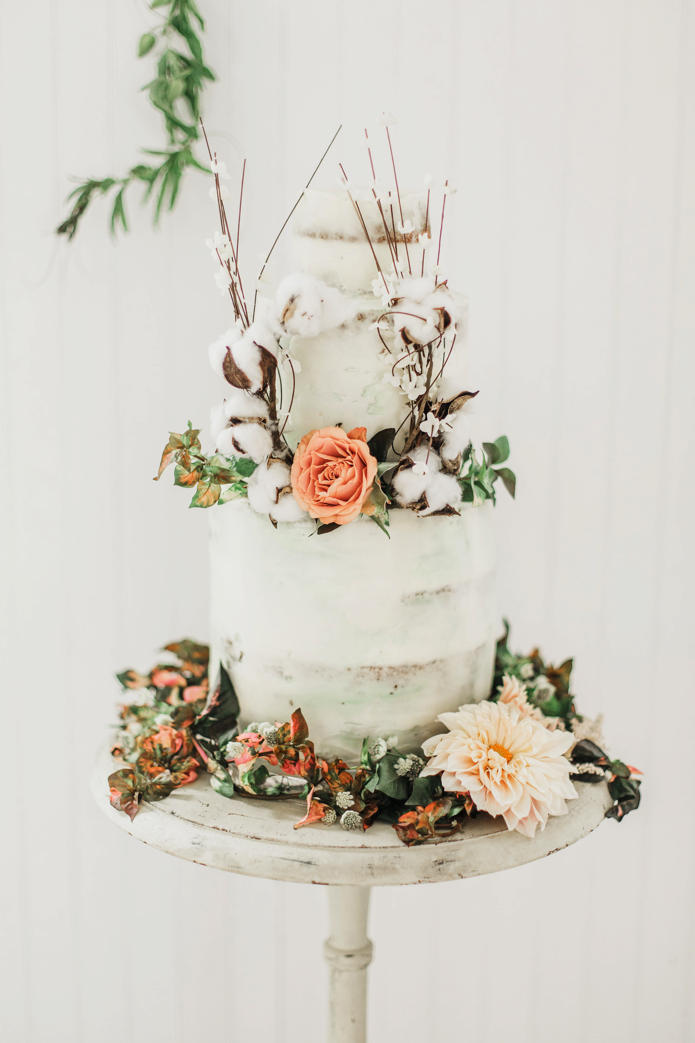 floral wedding cakes reed gallagher naked winter