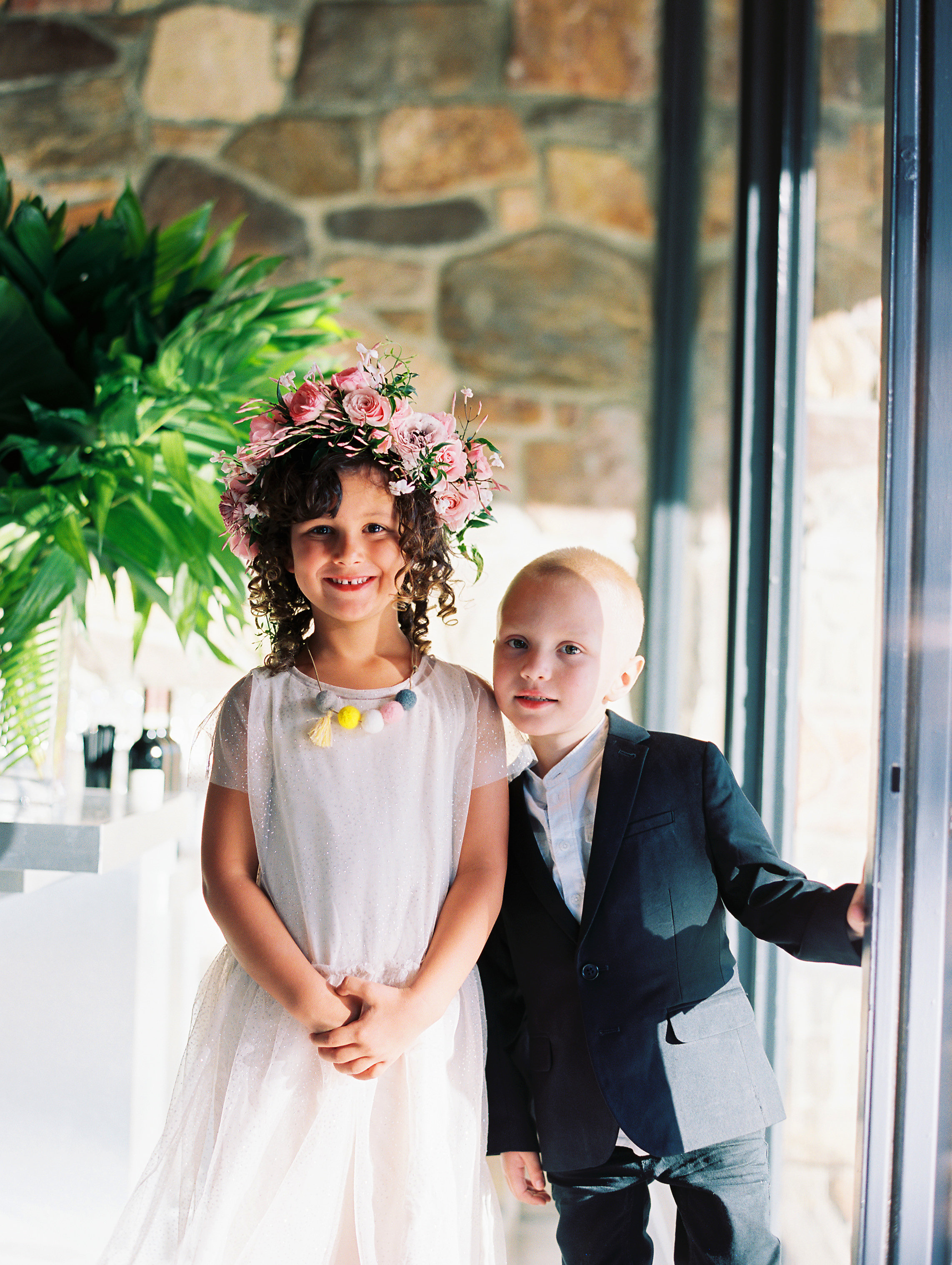 Do You Have to Invite the Flower Girl and Ring Bearer to Your Reception?