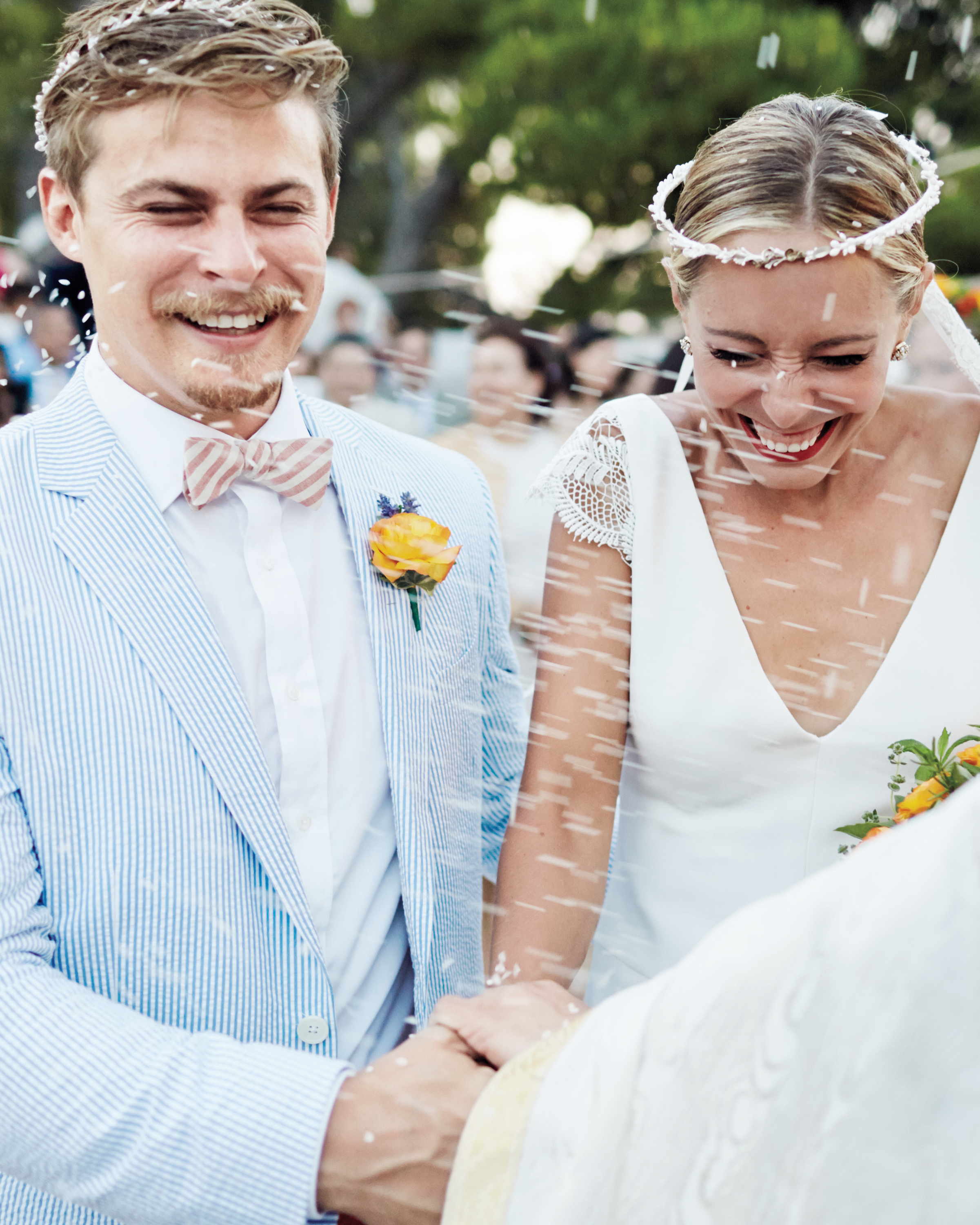 Maddie Rice Wedding.25 Creative Wedding Rituals That Symbolize Unity Martha Stewart