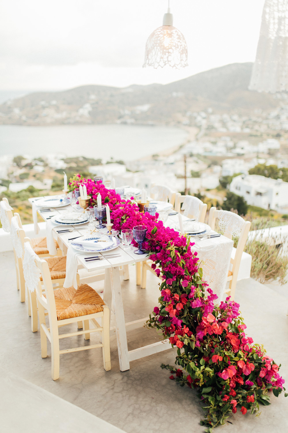 38 Pink Wedding Centerpieces We Love
