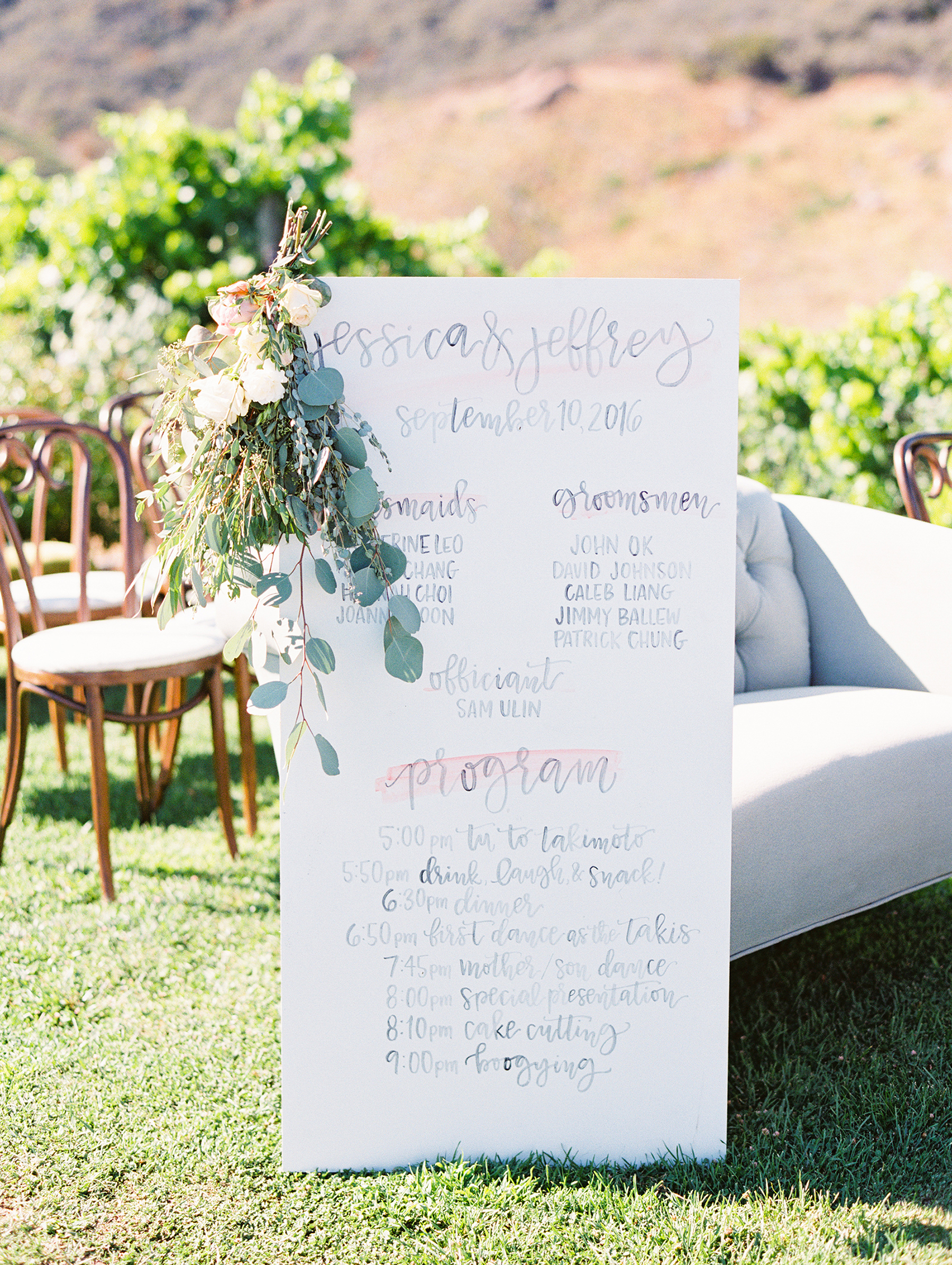 44 Perfect Wedding Ceremony Programs