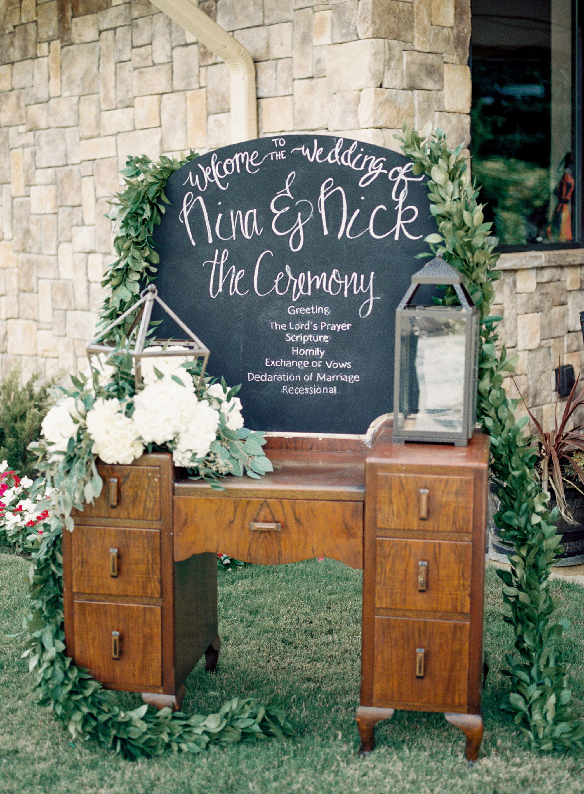 44 Perfect Wedding Ceremony Programs | Martha Stewart Weddings
