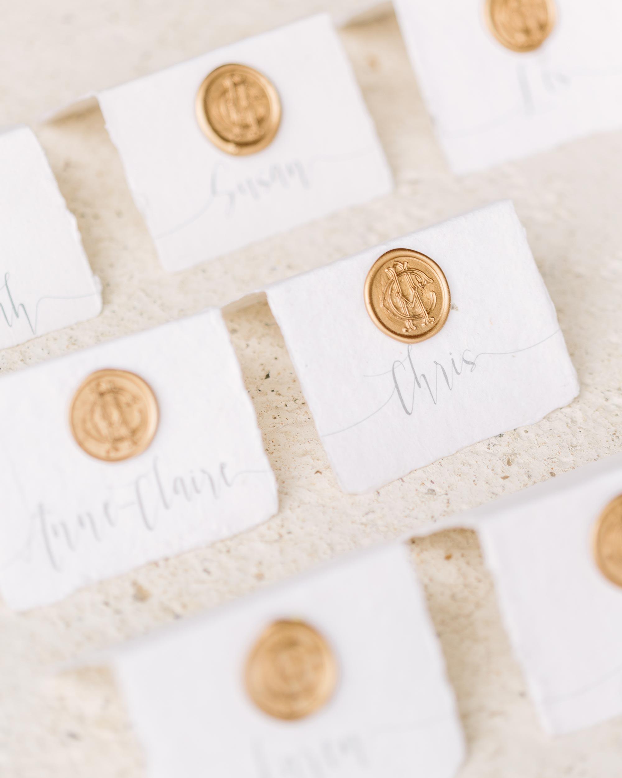 26 Monogram Wedding Ideas We Love