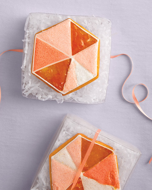 Jewel-Shaped Wedding Favor Boxes