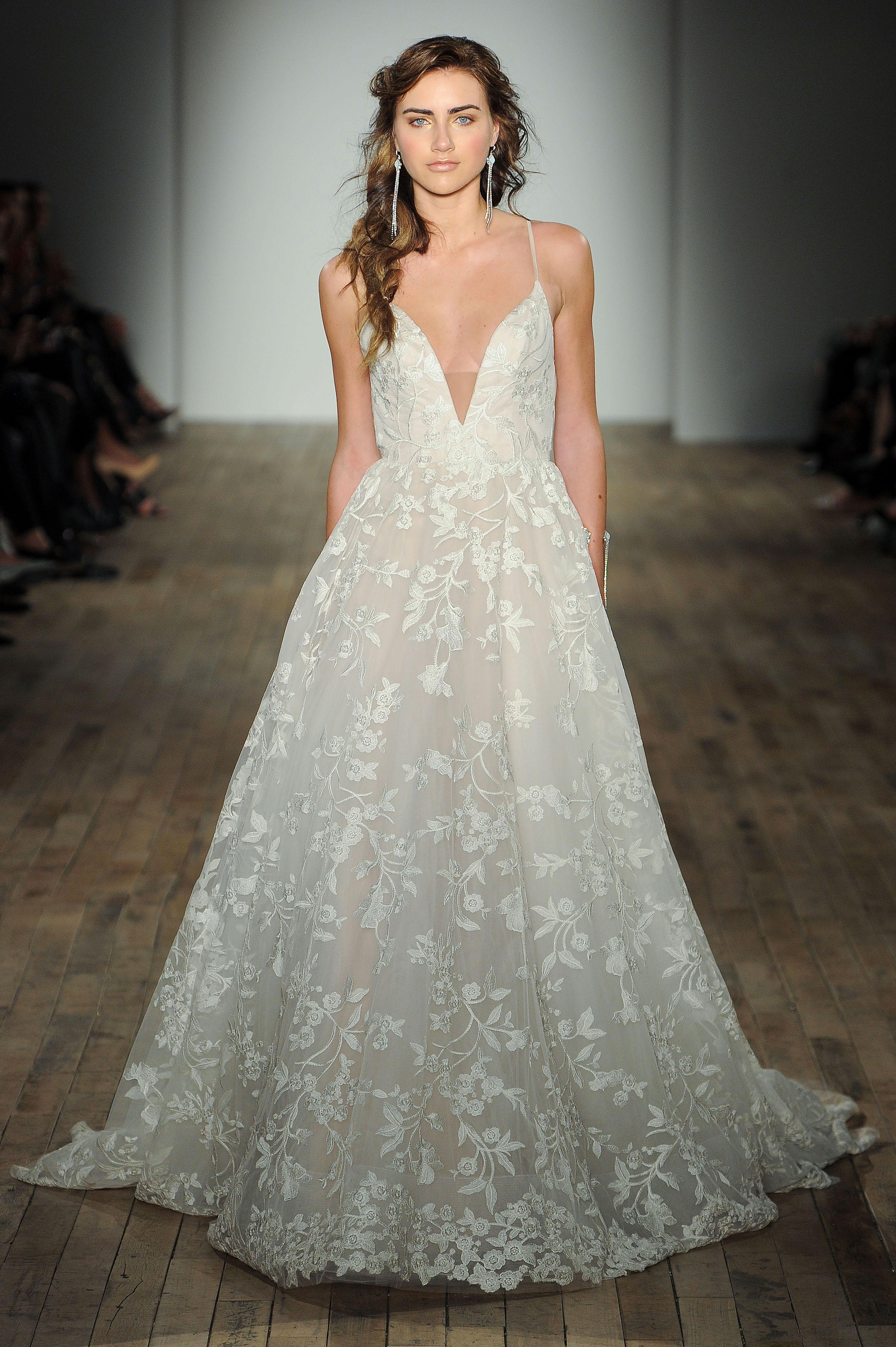 Jim Heljm Wedding Dresses.Jim Hjelm By Hayley Paige Spring 2018 Wedding Dress