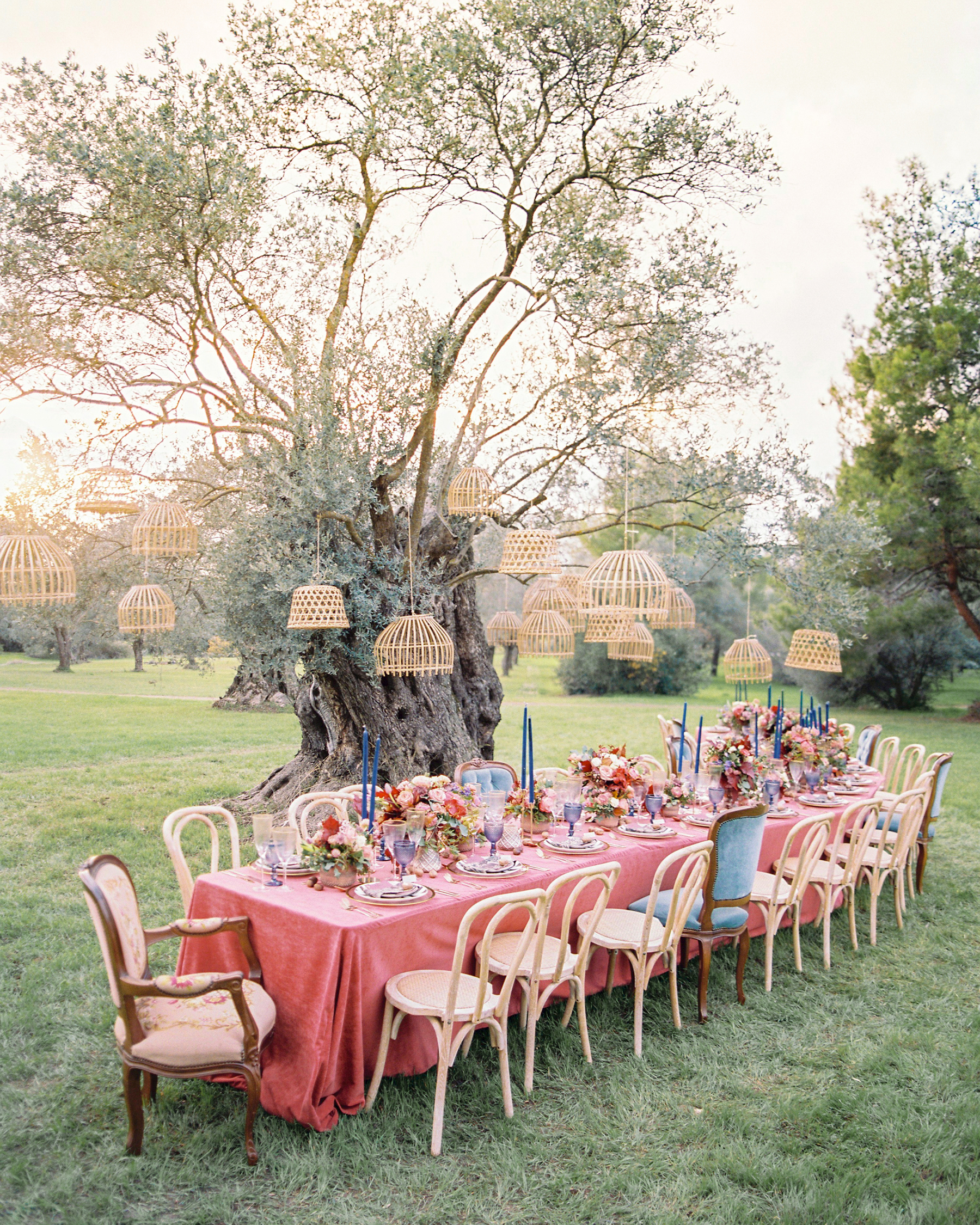 Outdoor Wedding Reception Ideas: Summer Wedding Ideas You'll Want To Steal