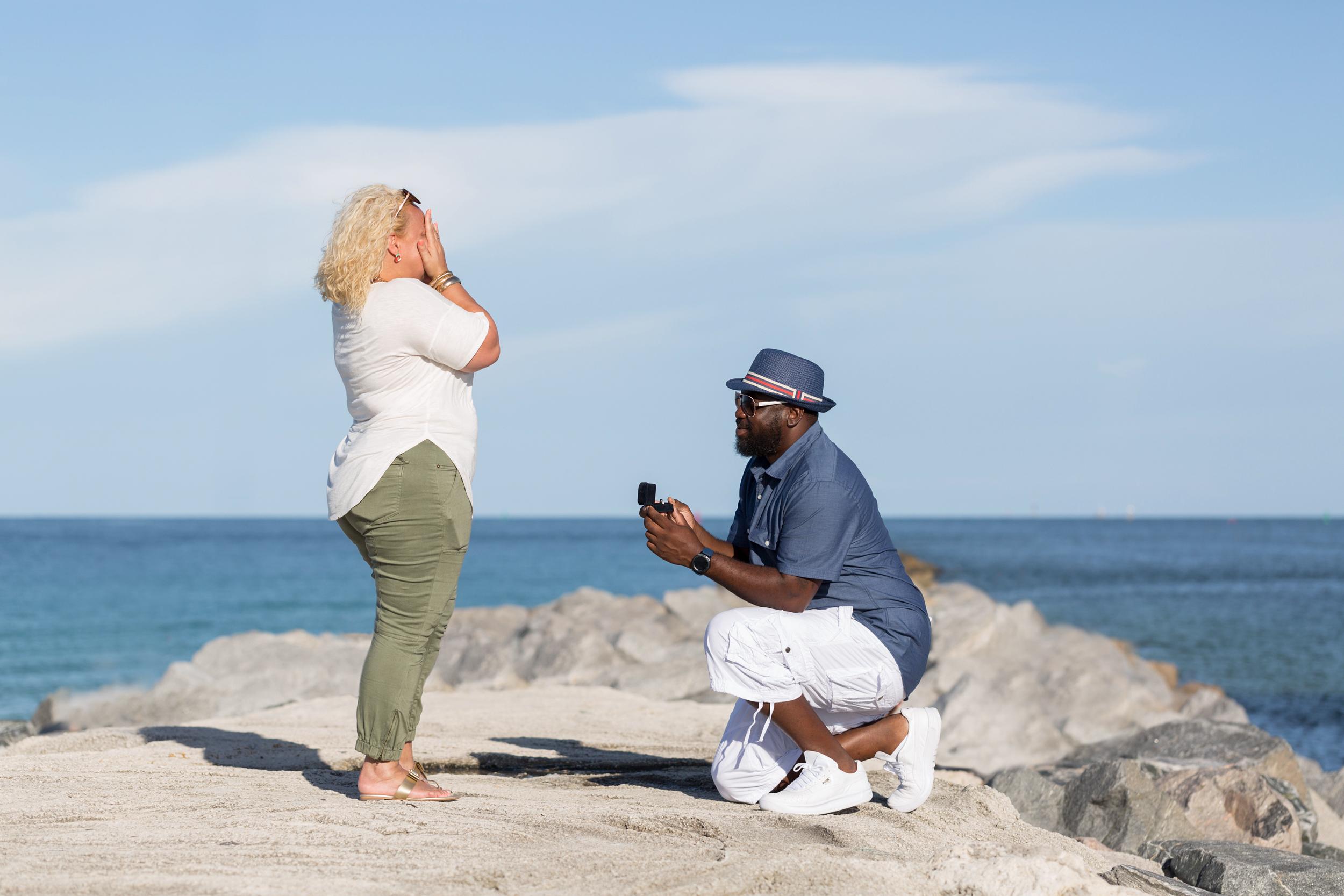 perfect proposals miami beach ocean view