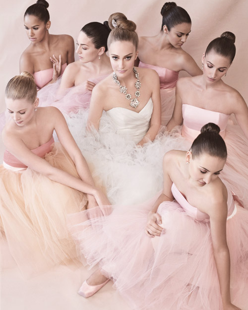 An Ensemble of Bridesmaid Dresses
