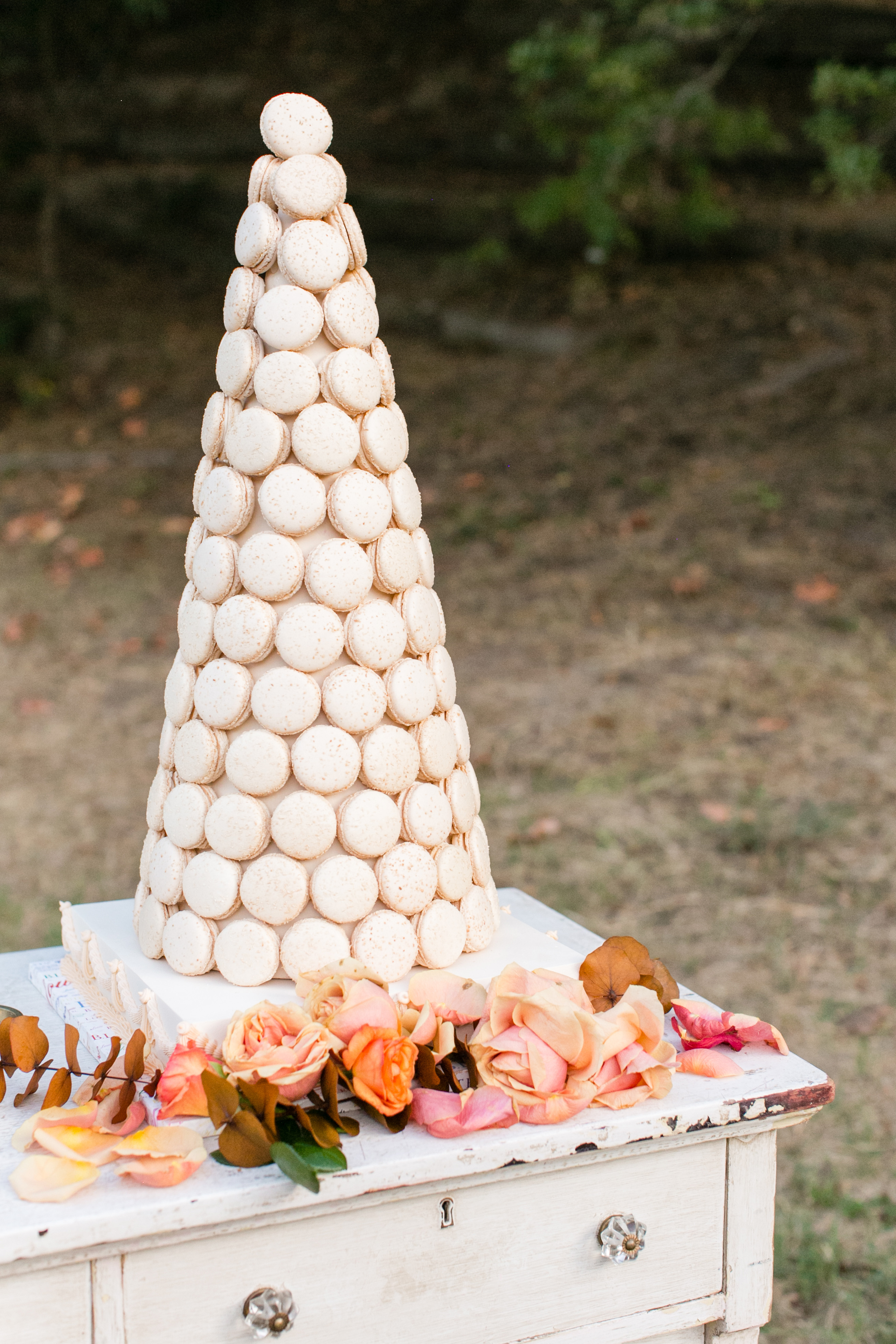 Modified Croquembouche