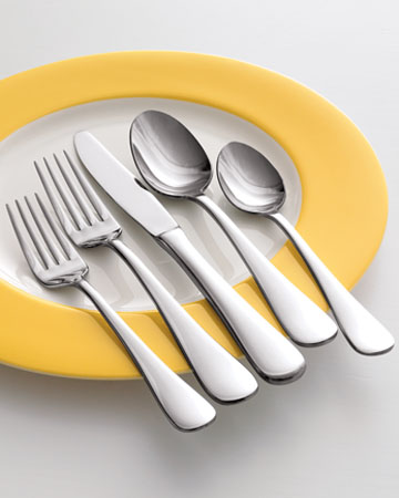 Cirrus Flatware Set