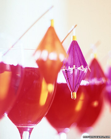 Cocktail Decorations