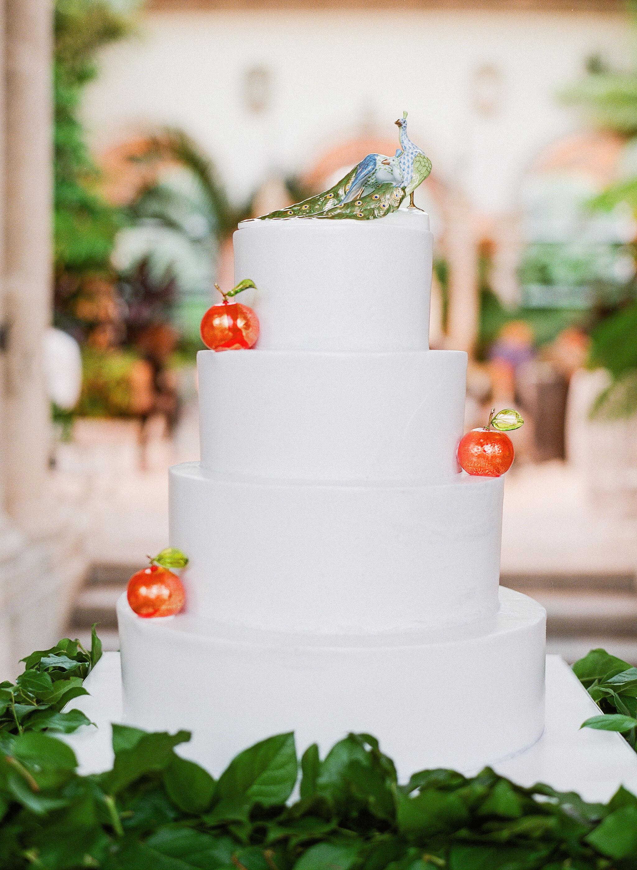natalie jamey wedding cake