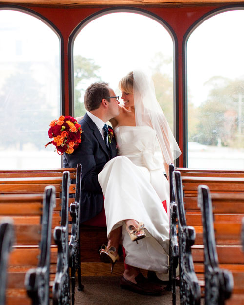 A Charming Rustic Destination Wedding in Massachusetts