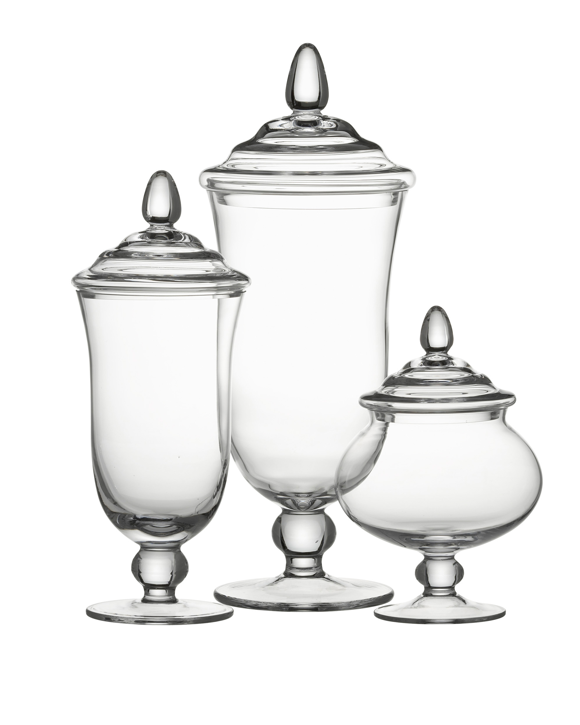 Covered Jars