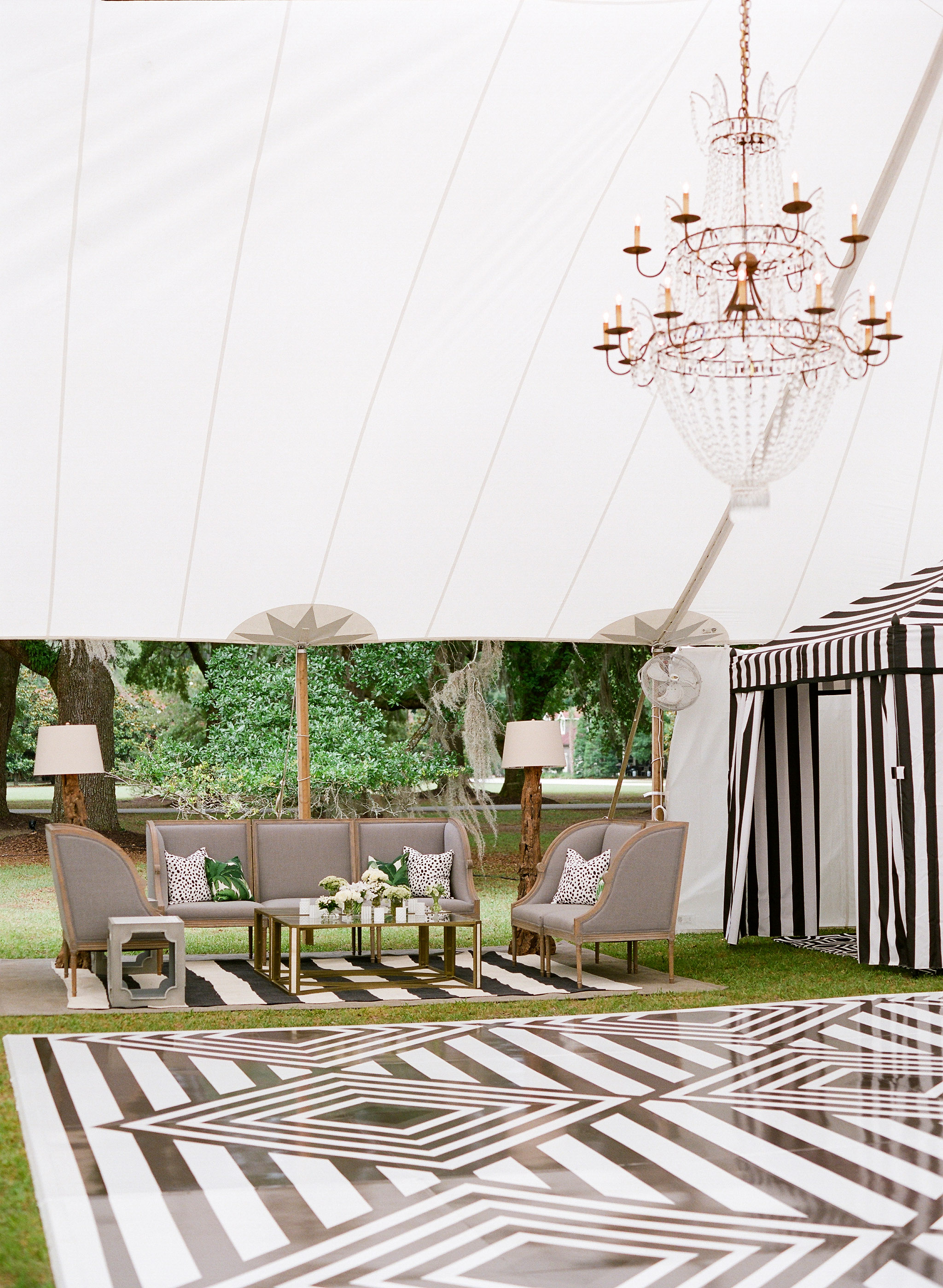 The Best Striped Wedding Ideas for Every Type of Celebration