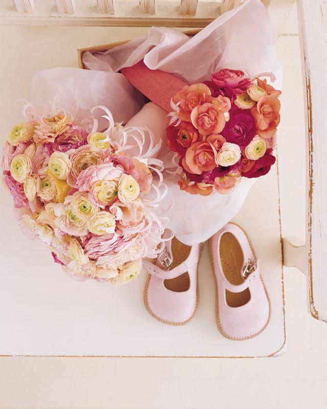 Beautiful Wedding Ideas that Use Ranunculus | Martha Stewart
