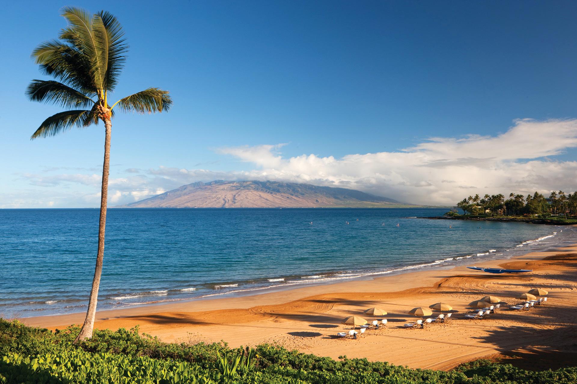 best resorts hawaii four seasons maui wailea