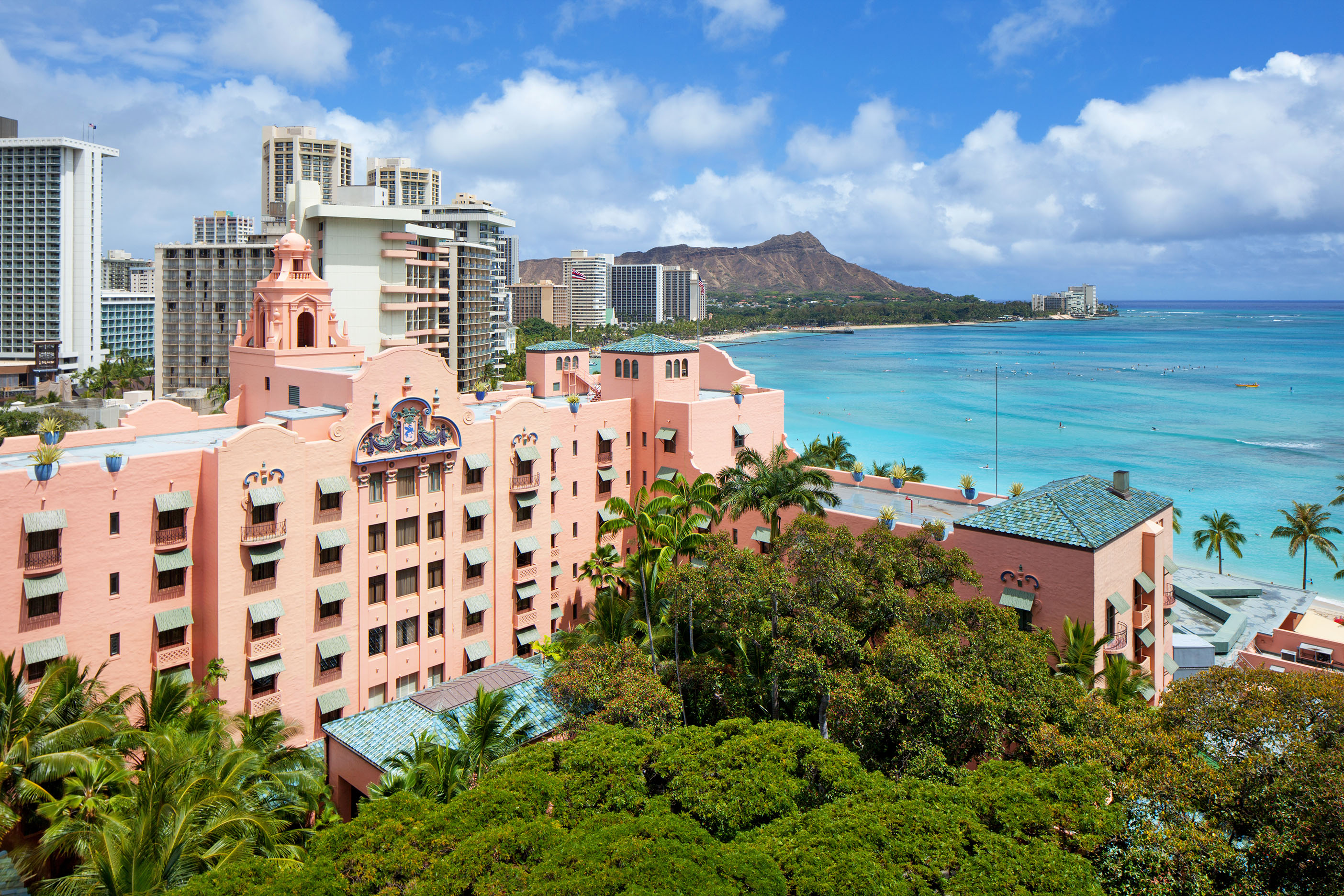 The Royal Hawaiian, A Luxury Collection Resort, Oahu