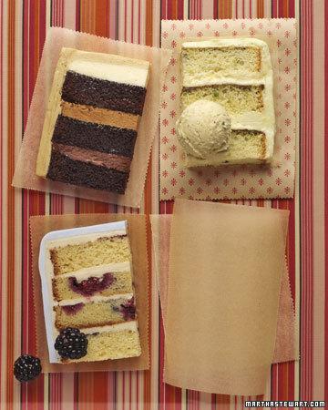 White-Chocolate Pistachio Cake