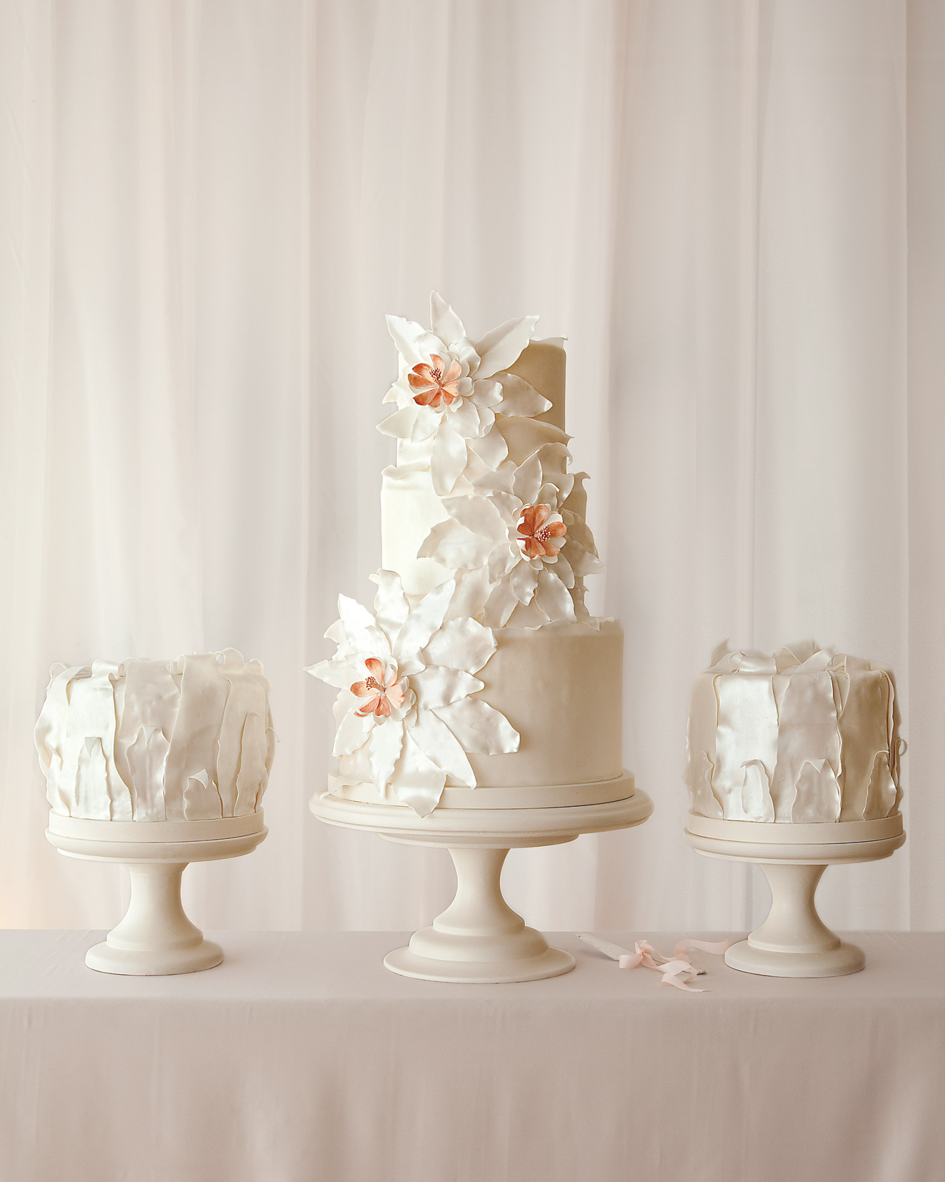 Wedding Cakes by Jim Smeal