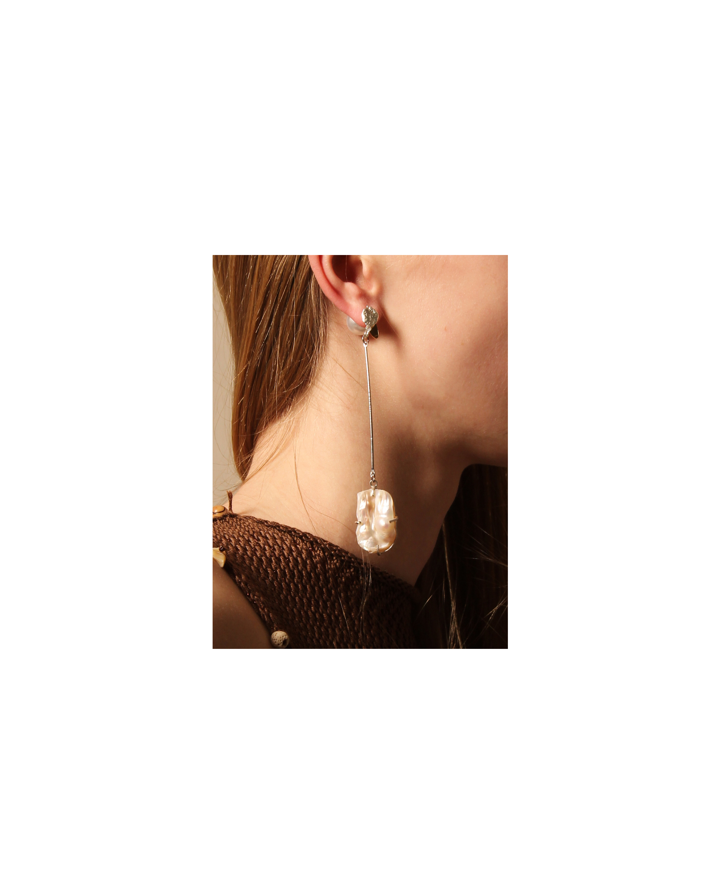 wedding earrings peet dullaert
