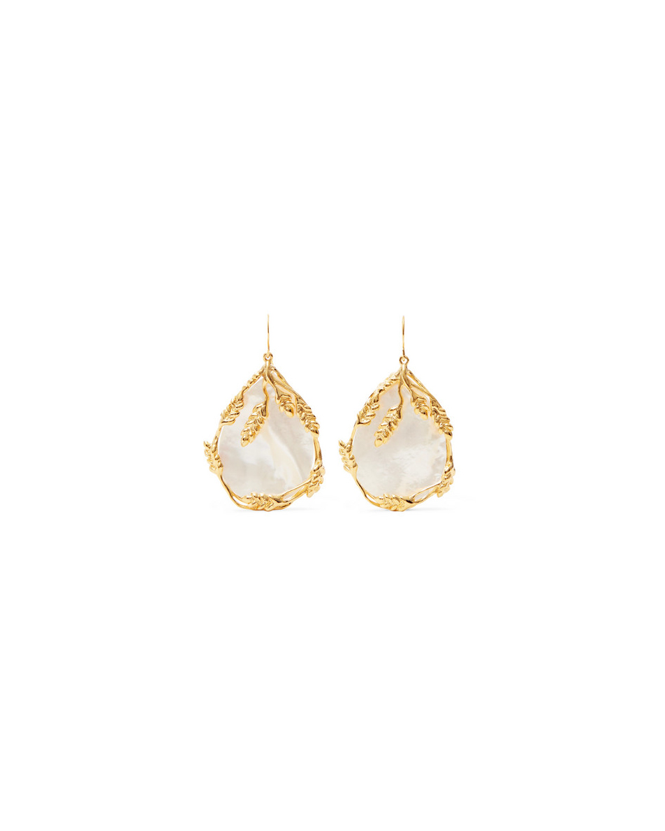 wedding earrings aurelie bidermann