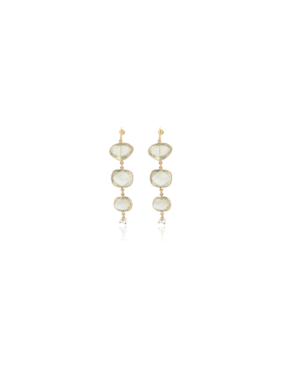 wedding earrings gas bijoux