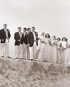 Choosing Wedding Attendants