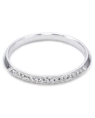 Tacori Engagement Ring | Martha Stewart Weddings