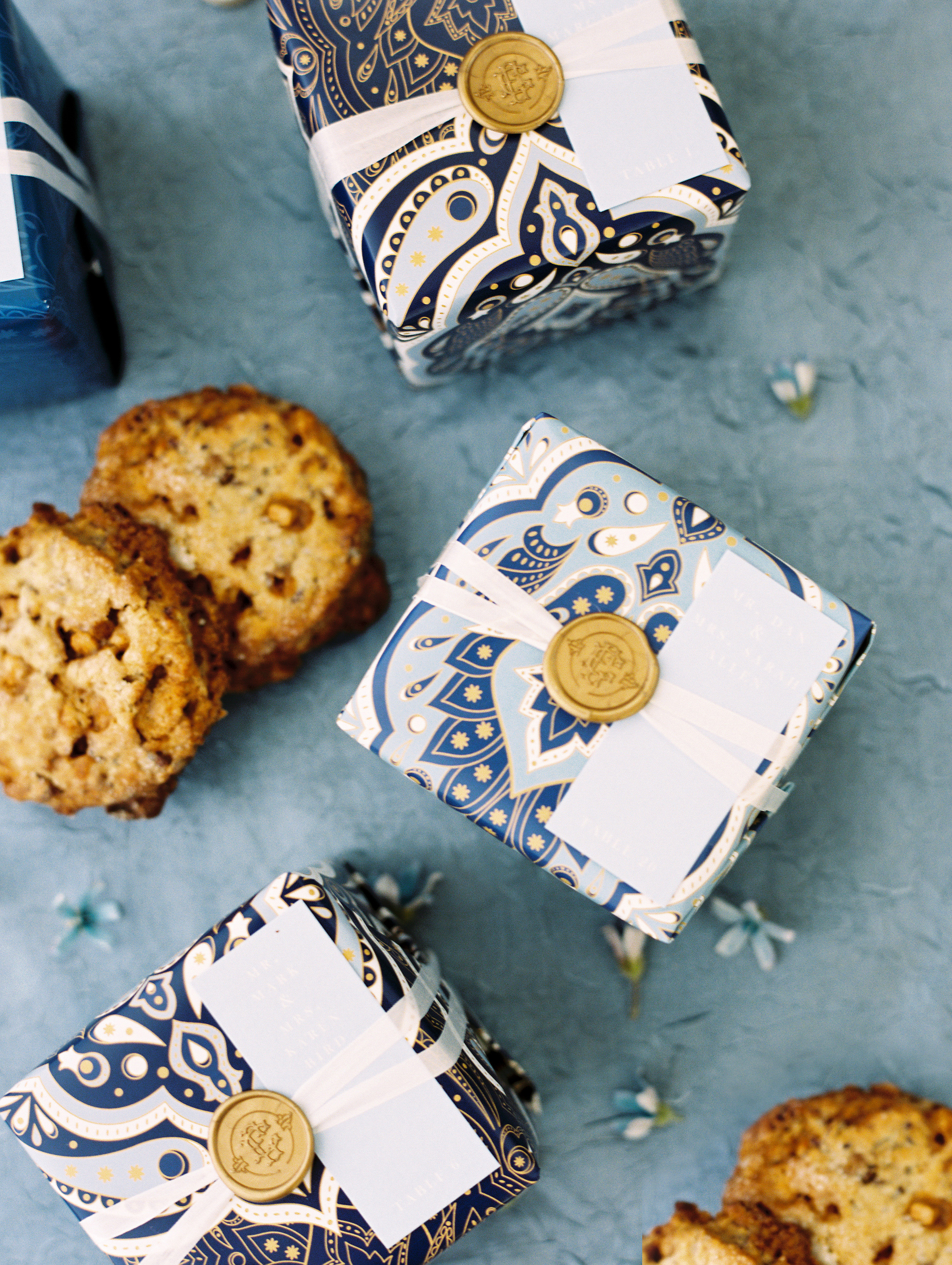 Cookie Wedding Favors That Will Help End Your Night on a Sweet Note