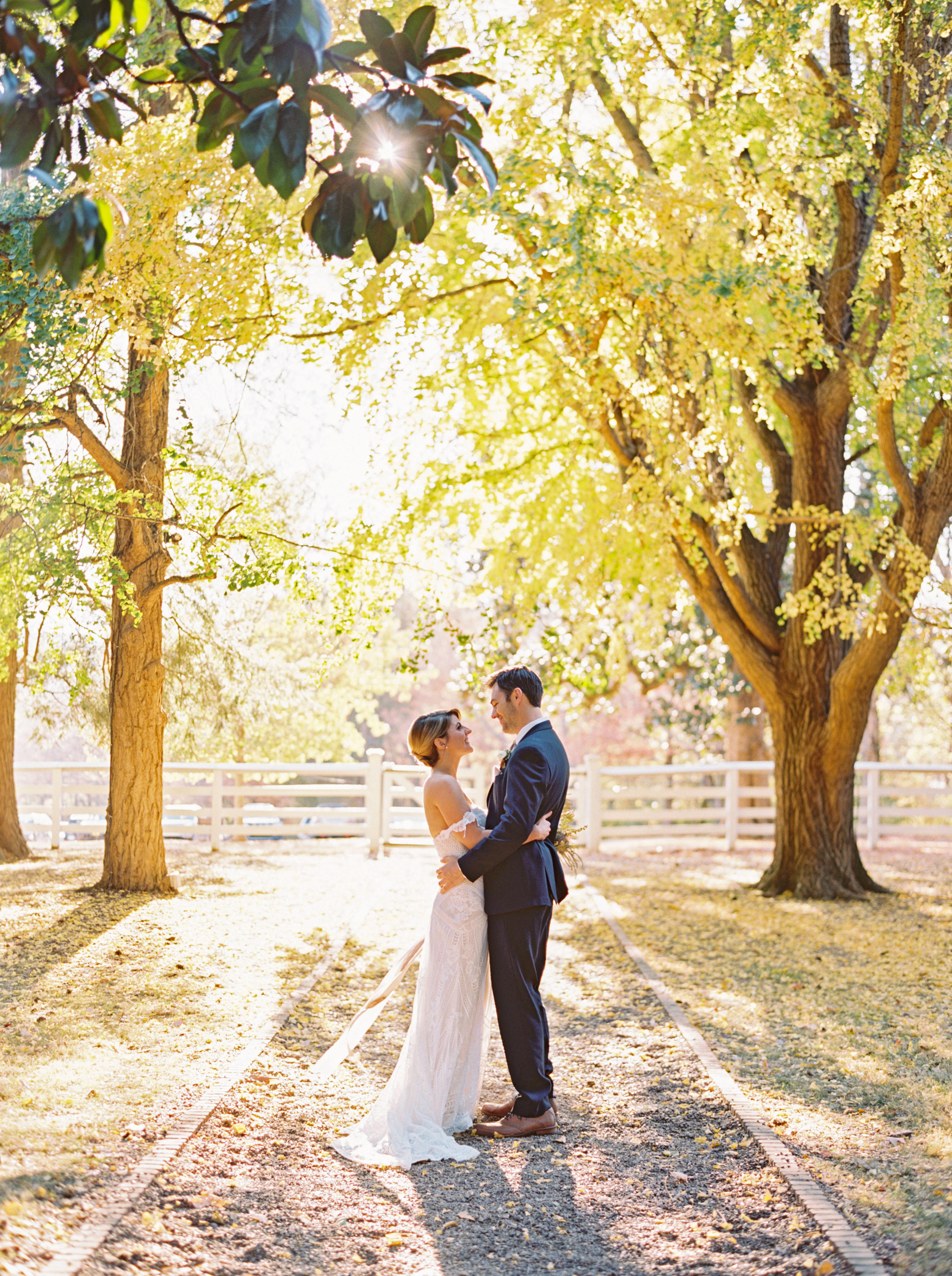 jayme barry wedding couple embrace