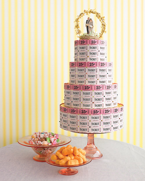 A Wedding Cake Alternative