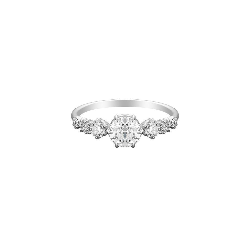 "Jade Trau ""The Catherine"" Ring"