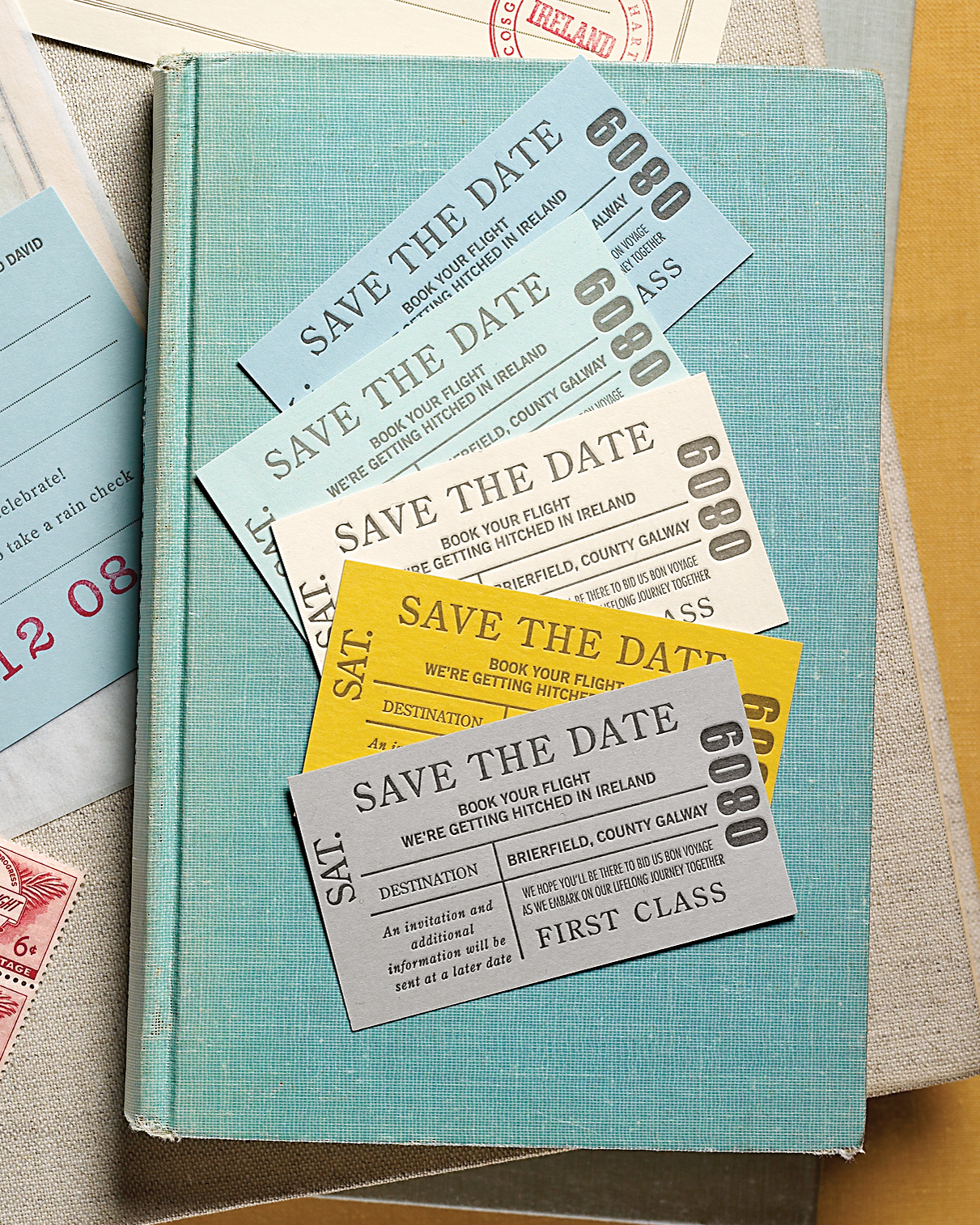 Destination Wedding Save-the-Date
