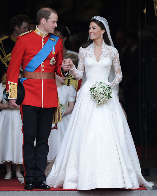 Get Kate Middleton's Royal Wedding-Dress Look