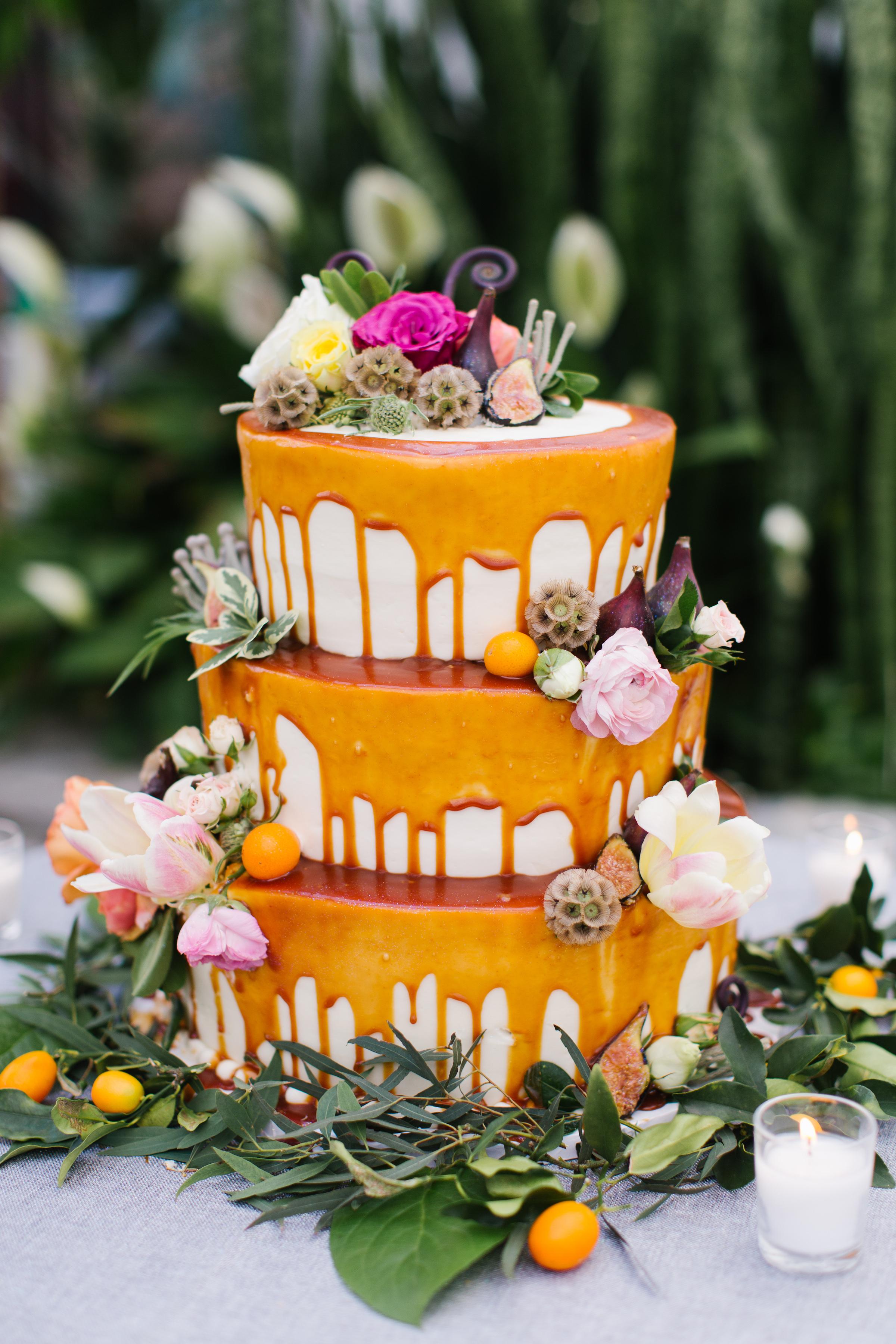 0d5075fec1b5 66 Colorful Wedding Cakes | Martha Stewart Weddings