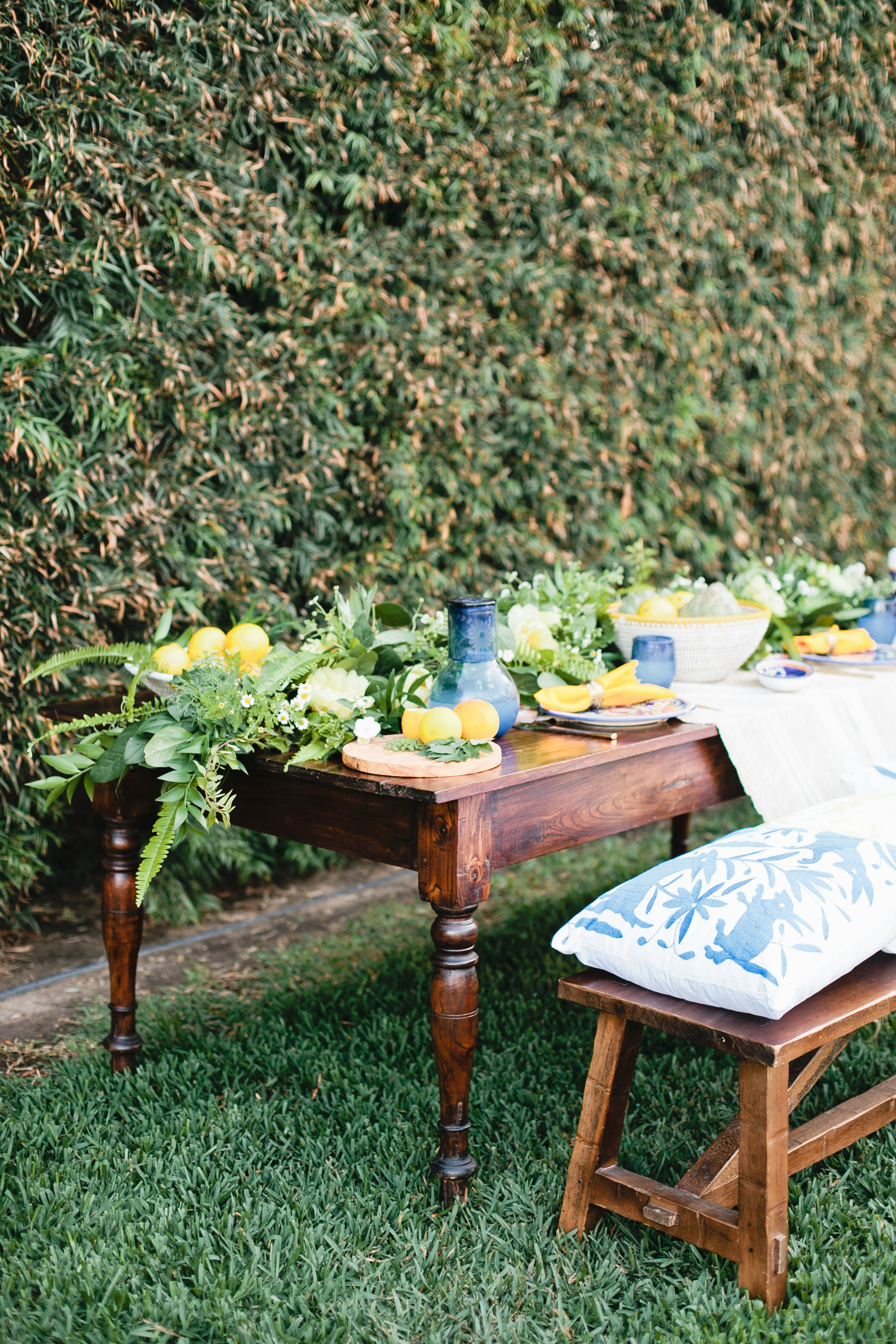 yellow wedding ideas megan welker