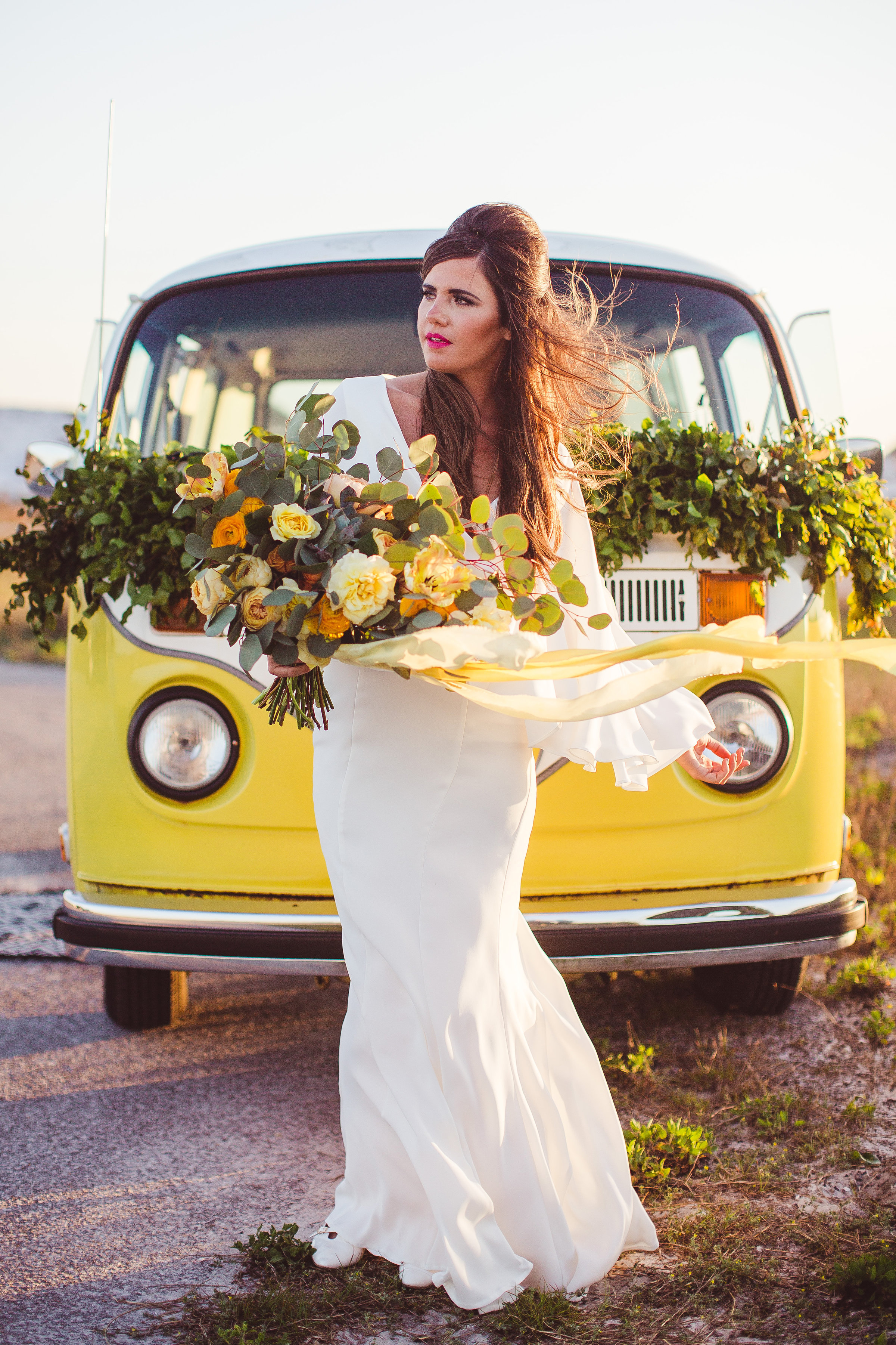 yellow wedding ideas sass and soul