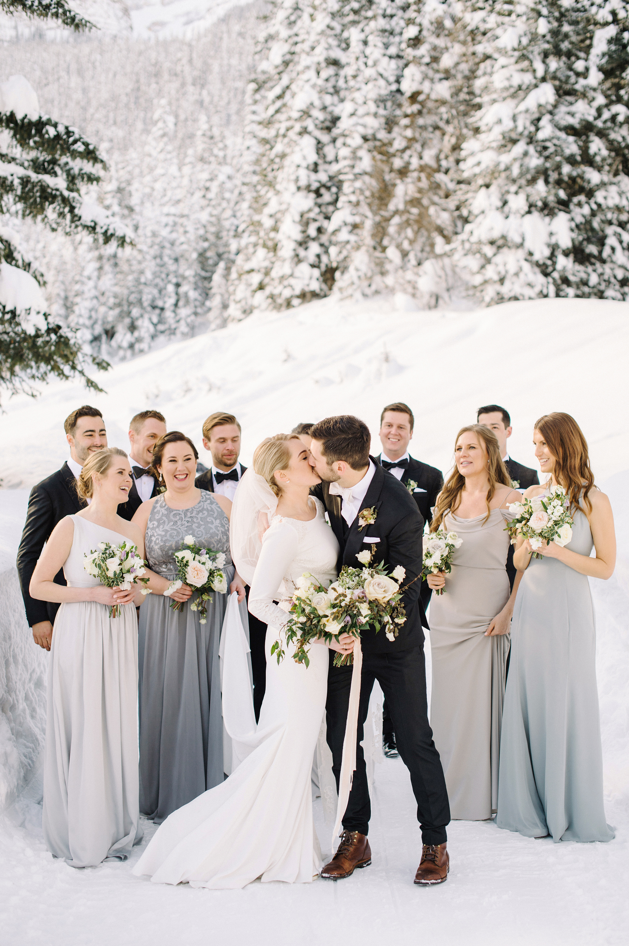 How to Choose a Wedding Party You'll Love