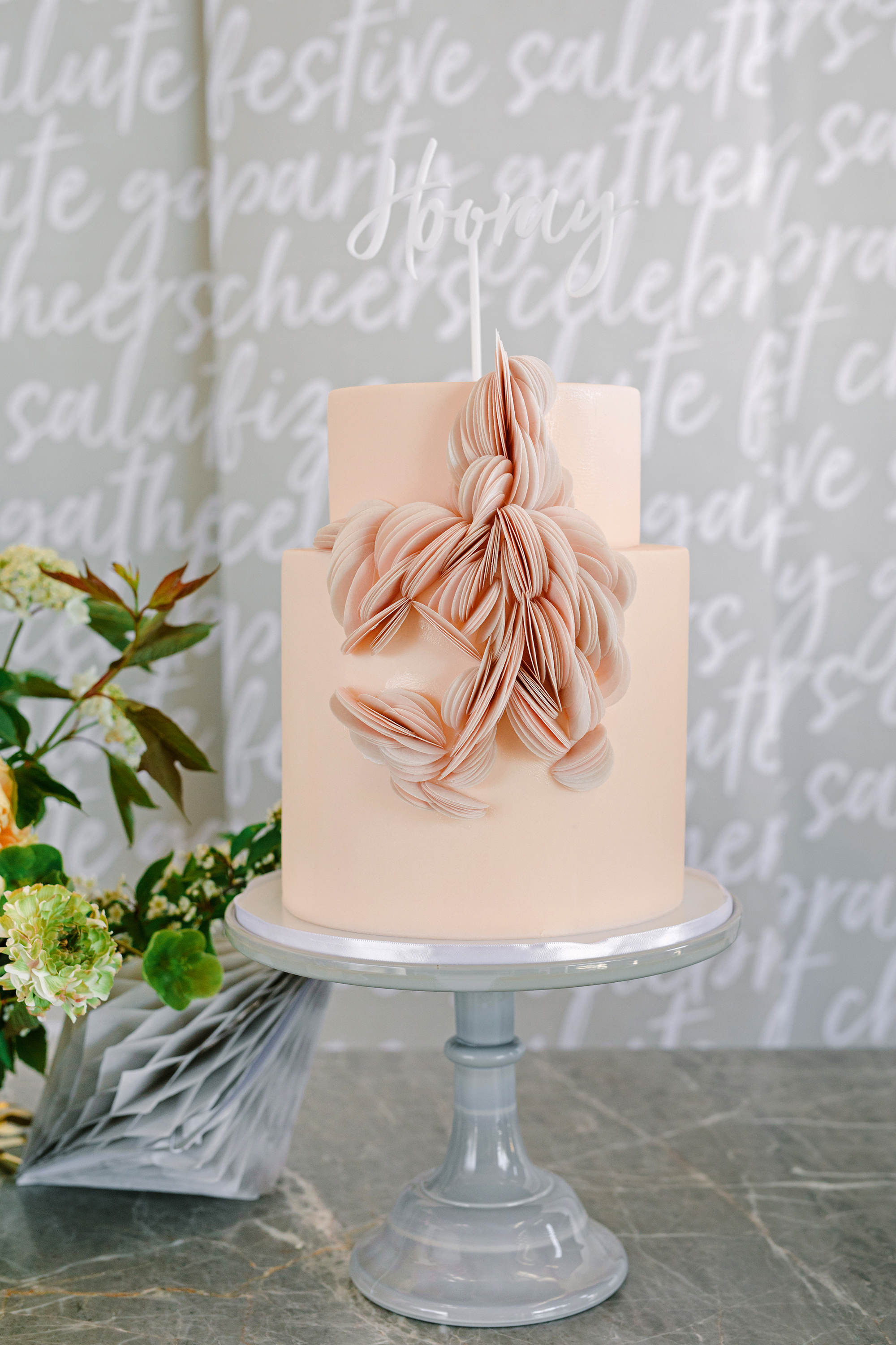 pastel wedding cake mary costa sweet and saucy