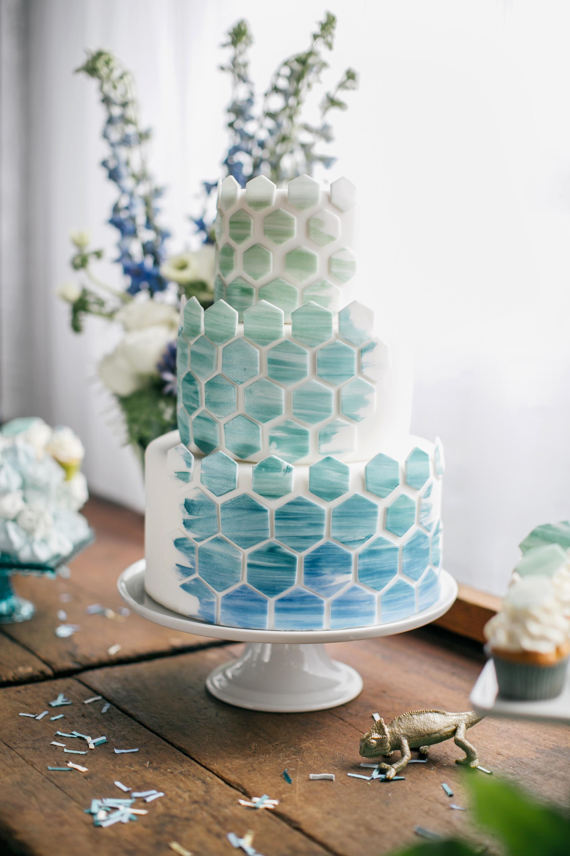 pastel wedding cake emily wren cake life