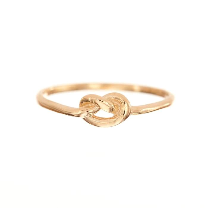 "Ariel Gordon ""Love Knot"" Ring"