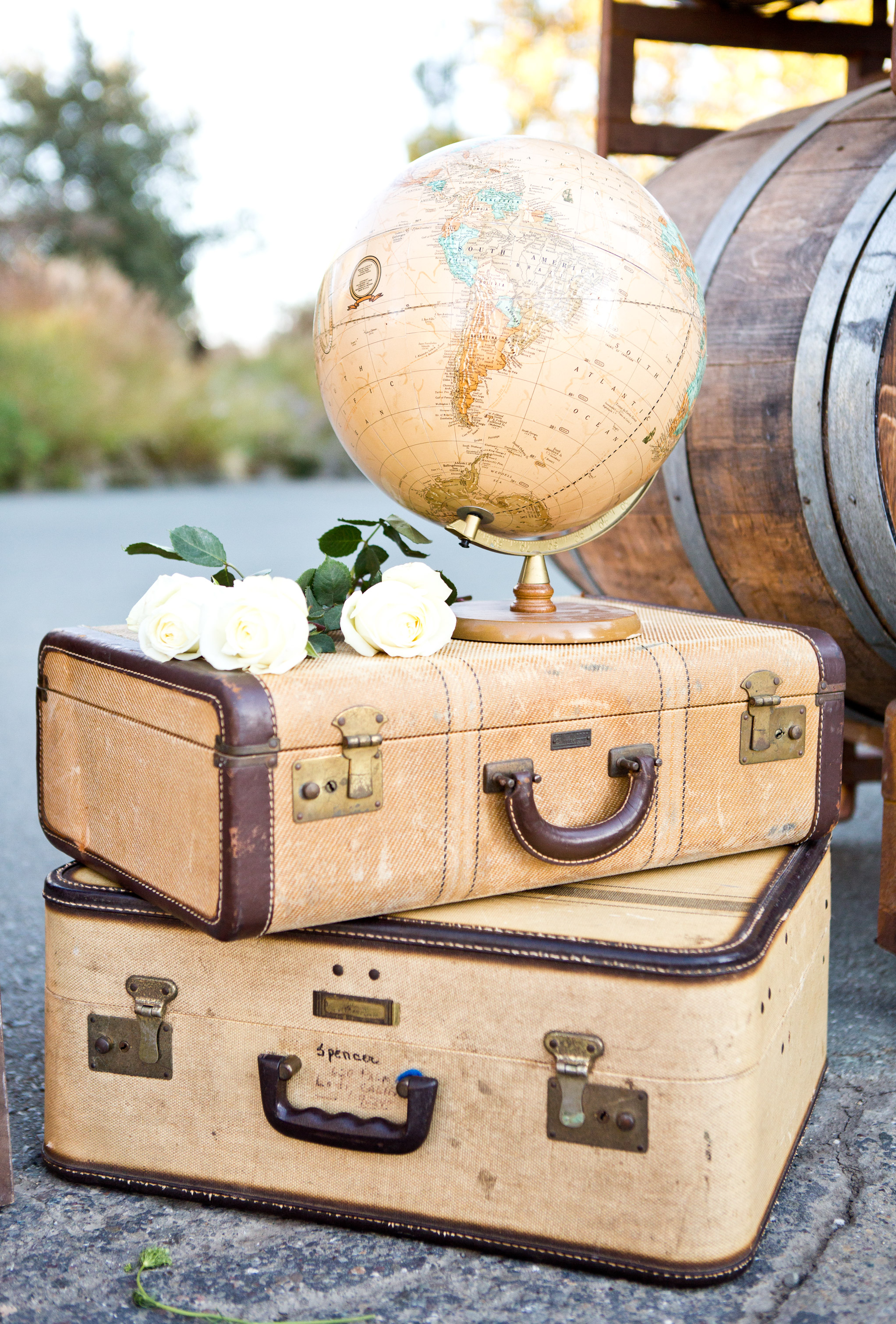Help Guests Pack for Your Wedding