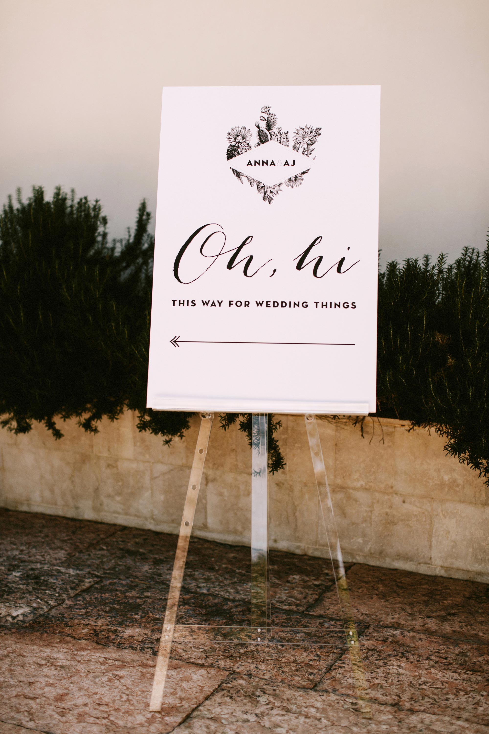 Wedding Welcome Sign.Wedding Sign Ideas Martha Stewart Weddings