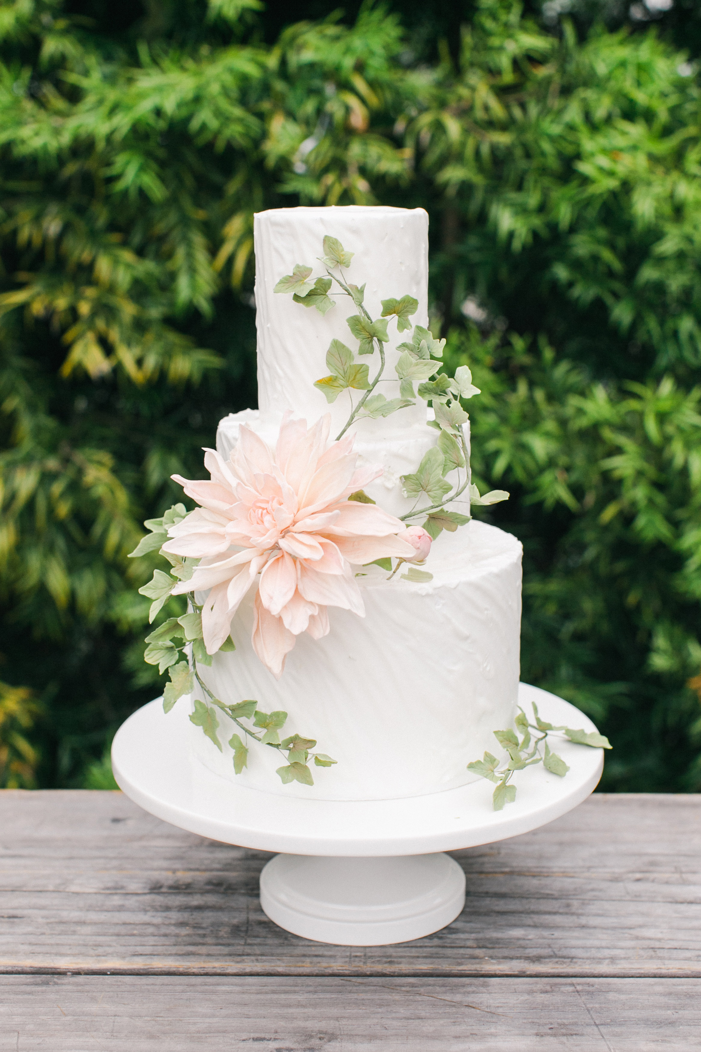 sugar flower wedding cakes jasmine lee